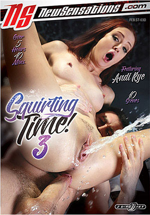 Squirting Time 3 (2 Disc Set)