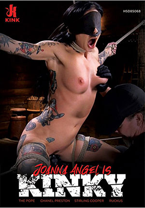 Joanna Angel is Kinky