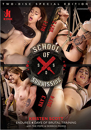 School of Submission 2: Kristen Scott (2 Disc Set)