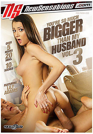 You're So Much Bigger Than My Husband 3 (2 Disc Set)
