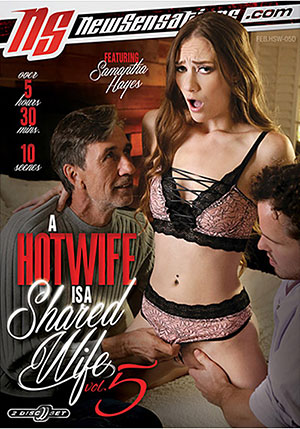 A Hotwife Is A Shared Wife 5 (2 Disc Set)