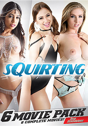 Squirting 6 Pack (6 Disc Set)