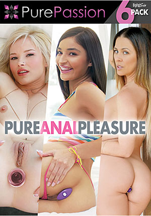 Pure Anal Pleasure 6 Pack (6 Disc Set)