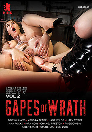 Everything Butt 2: Gapes Of Wrath