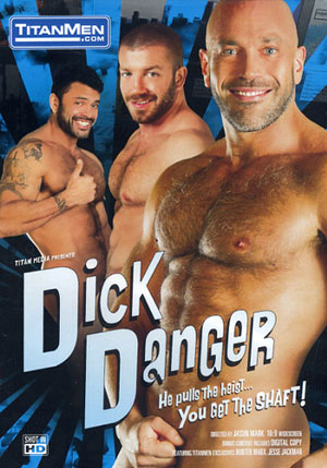 Dick Danger 1