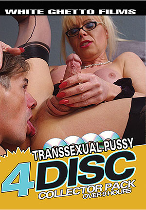 Transsexual Pussy (4 Disc Set)