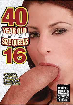 40 Year Old Size Queens 16