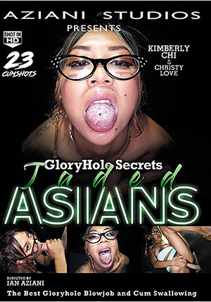 Glory Hole Secrets: Jaded Asians