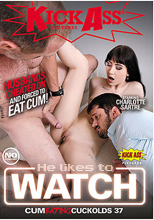 Cum Eating Cuckolds 37: He Likes To Watch