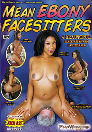 Mean Ebony Facesitters 1