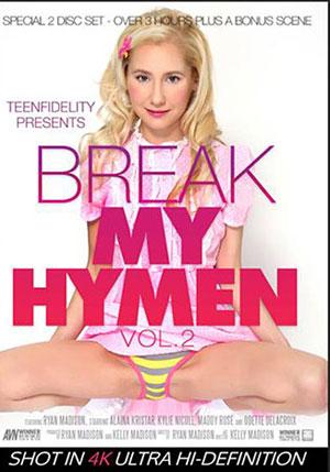 Break My Hymen 2 (2 Disc Set)