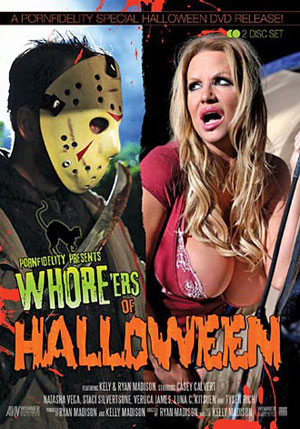 Whore'Ers Of Halloween (2 Disc Set)