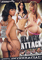 Black Attack 4 Pack (4 Disc Set)