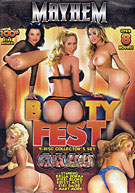 Booty Fest 4 Pack (4 Disc Set)