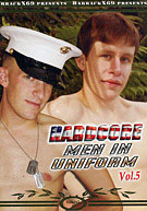 Hardcore Men In Uniform 5