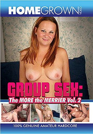Group Sex: The More The Merrier 2