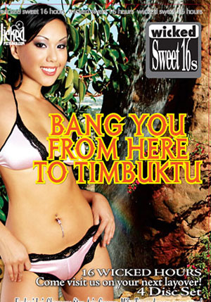 Bang You From Here To Timbuktu (4 Disc Set)
