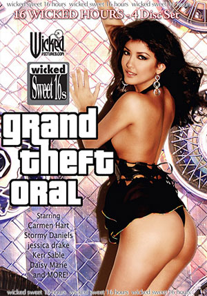 Grand Theft Oral (4 Disc Set)