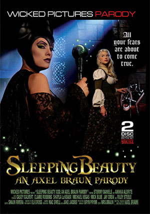 Sleeping Beauty XXX (2 Disc Set)