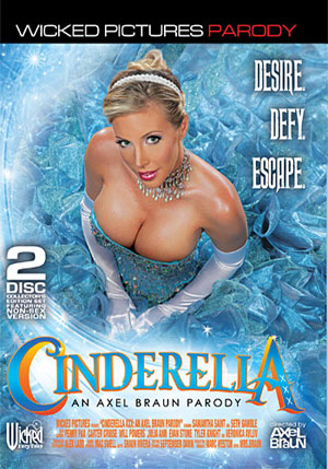 Cinderella XXX (2 Disc Set)
