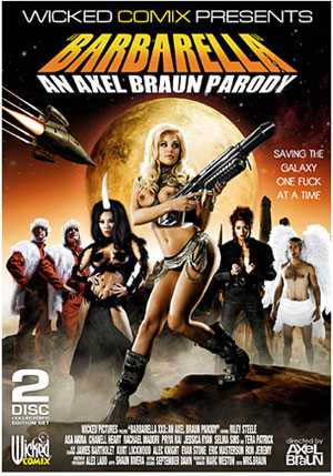Barbarella (2 Disc Set)