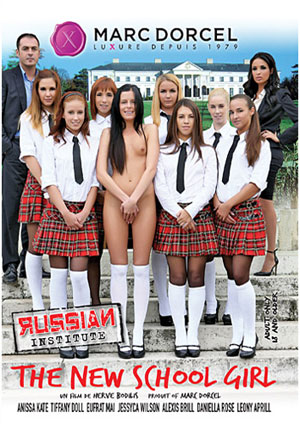 Russian Institute 20: The New School Girl