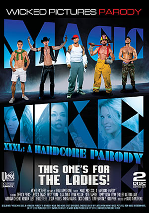 Magic Mike XXXL: A Hardcore Parody (2 Disc Set)