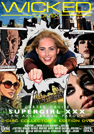 Supergirl XXX (2 Disc Set)