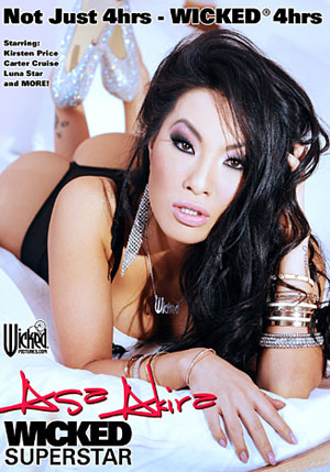 Asa Akira Wicked Superstar
