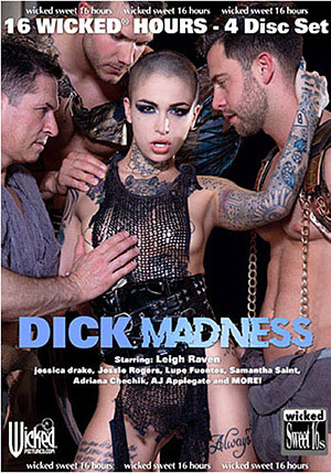 Dick Madness (4 Disc Set)