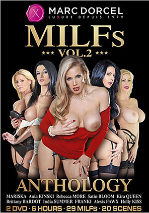 MILFs Anthology 2 (2 Disc Set)