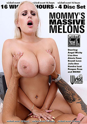 Mommy's Massive Melons (4 Disc Set)