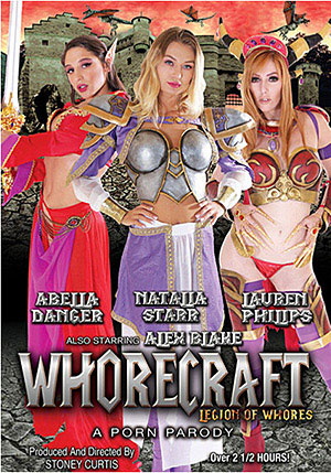 Whorecraft 1: Legion Of Whores