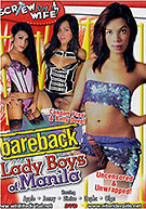 Bareback Lady Boys Of Manila 1