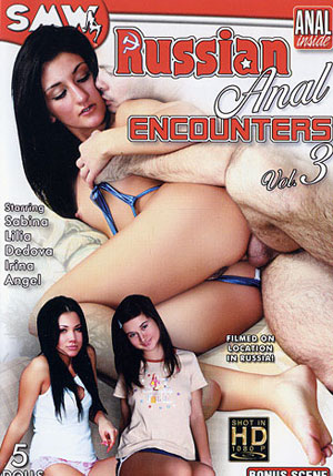 Russian Anal Encounters 3