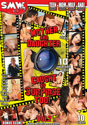 Mother And Daughter Caught By Surprise Too 2