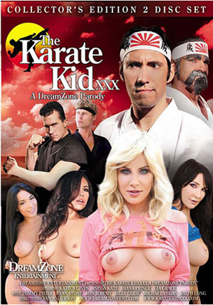 Karate Kid XXX: A Dreamzone Parody (2 Disc Set)