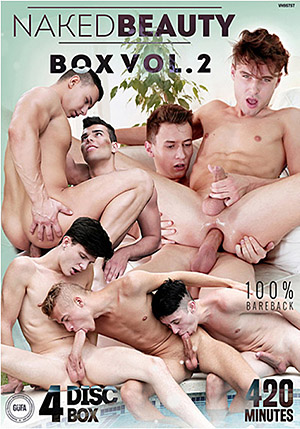 Naked Beauty 2 (4 Disc Set)