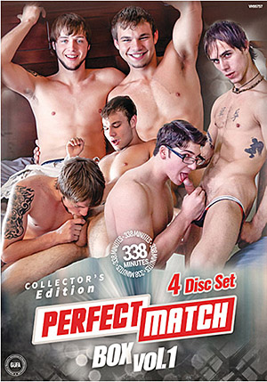 Perfect Match Box 1 (4 Disc Set)