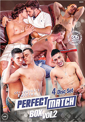 Perfect Match Box 2 (4 Disc Set)