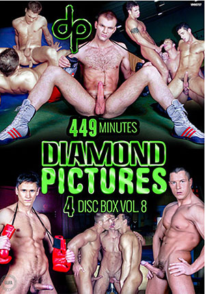 Diamond Pictures 8 (4 Disc Set)
