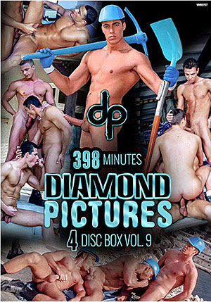 Diamond Pictures 9 (4 Disc Set)