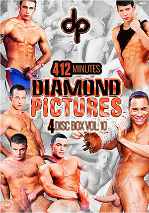 Diamond Pictures 10 (4 Disc Set)