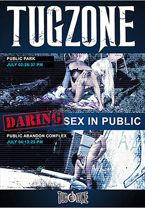 Daring Sex In Public