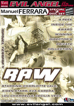 Raw 1 (2 Disc Set)
