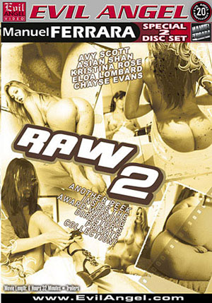 Raw 2 (2 Disc Set)