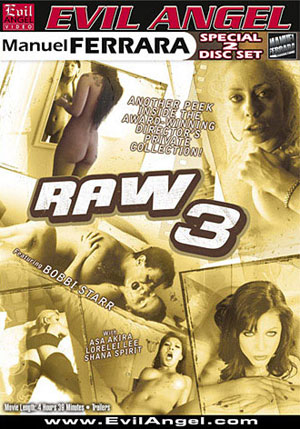 Raw 3 (2 Disc Set)