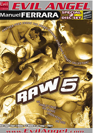 Raw 5 (2 Disc Set)