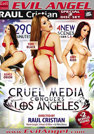 Cruel Media Conquers Los Angeles (2 Disc Set)