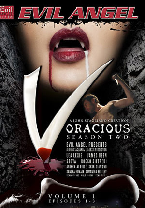 Voracious Season 2 Volume 1 Episodes 1-3